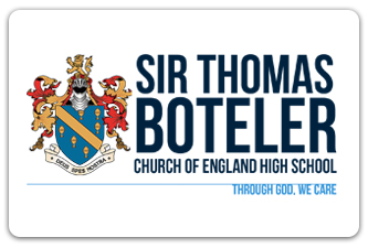 SIR THOMAS BOTELER CHURCH OF ENGLAND HIGH SCHOOL